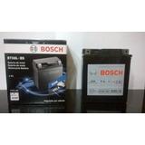 Bateria De Moto Bosch Honda Cb600f Hornet 2004 Até 2007