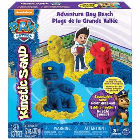 Kinetic Sand Arena Masa Set Paw Patrol Nick Original Tv
