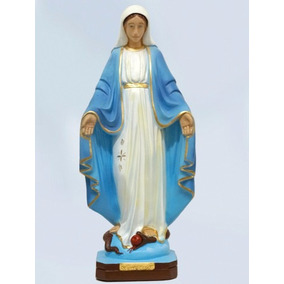 Escultura Nossa Senhora Das Graças - Caixa Com 05 Imagens