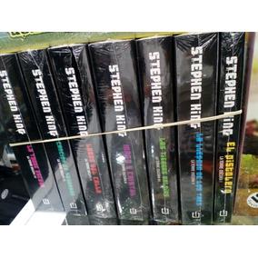 Saga Torre Oscura 7 Libros Versión De Bolsillo