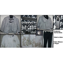 Ropa Para Niña Calvin Klein, Talla: 3 Años $1210.00ndd