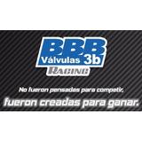 Juego De Valvulas 3b Racing Mpi Para Fiat 1.1 /1.4/ 1.6
