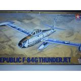 Avion Para Armar Republic F-84g Thunderjet
