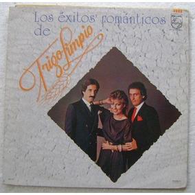 Trigo Limpio / Éxitos Románticos 1 Disco Lp Vinilo
