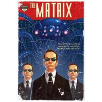 Lienzo Tela Poster Películas Clásicas The Matrix 76x50 Cine