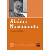 Abdias Nascimento Retratos Do Brasil Negro - Livro Novo Raro