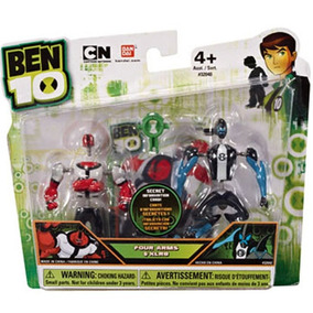 Ben 10 Laboratorio Alienigena