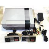Consola Nes Nintendo Completa Garantia 5 Meses Retromex Tcvg