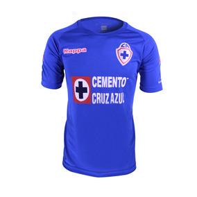 Playera Jersey Futbol Cruz Azul Hidalgo Local Kappa