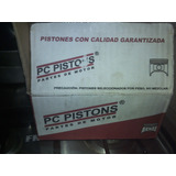 Pistones Co Anillos Monza, Tacuma, Nubira,espero 030 040 2.0