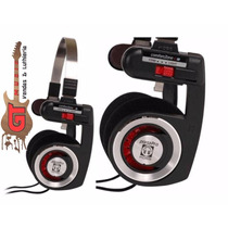 Fone Koss Porta Pro Retorno Headphone Profissional + Brinde