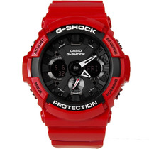 Relógio Casio G-shock Masculino Ga-201rd-4adr