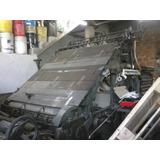 Troqueladora Plana Automatica 72 X 102 Cm. Marca Europa