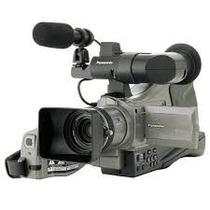 Manual Em Português Da Filmadora Panasonic Ag-dvc7.