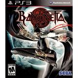 Bayonetta Juego Ps3 Playstation 3 Stock