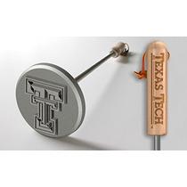 Texas Tech Branding Iron Grill Accesorios
