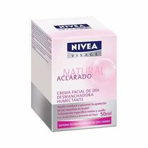 Crema Aclarado Natural Nivea Visage 50ml