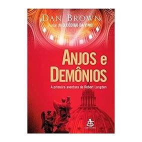 Livro - Anjos E Demônios - Dan Brown