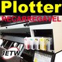 Cartucho Recarregavel T5961 Plotter 7700 7710 9700 9710 Bulk