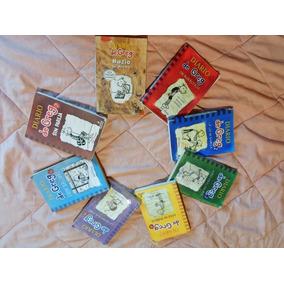 Saga Diario De Greg ~ 1 Al 10 Libros
