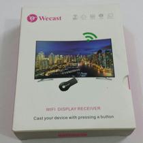 Adaptador Wecast Hdmi Transforma Tv Em Smart Android Ios Win