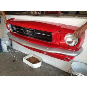 Lampara Decorativa Mustang 1965 Tamaño Real Para Pared