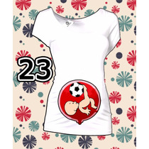 Blusas De Embarazo Divertidas Maternidad Bebes Deportistas¡¡
