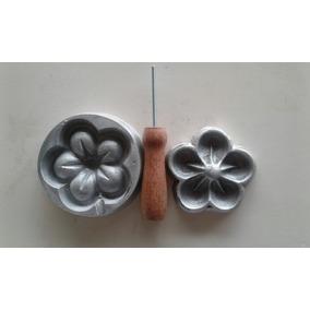 Frisador Para Flor Em E.v.a:camélia Dibujo