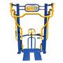 Academia Ar Livre - Maquina De Supino Vertical (cadeirantes)
