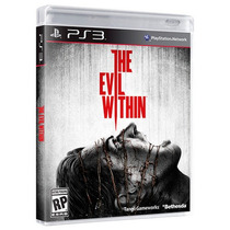 Juego Ps3 The Evil Within - Ps3-3000685