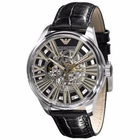 434843f2d9c Relógio Emporio Armani Ar4630. Automático. Caixas E Manuais ...