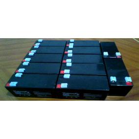 Pila O Bateria 12 Voltios 1.2 Amperios, Alarmas, Modulo 4020