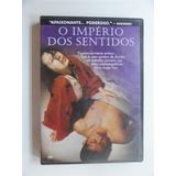 Dvd - O Império Dos Sentidos - Cinema Erótico - Frete Grátis
