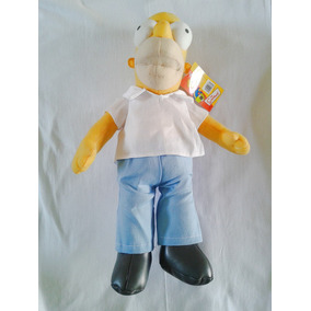 Boneco Homer Simpson