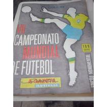 Revista A Gazeta Esportiva Brasil Bi-campeão Do Mundo 1962