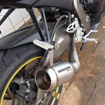 Ponteira Escapamento Srad 1000 Gsxr K9 Noriyoshi Racing