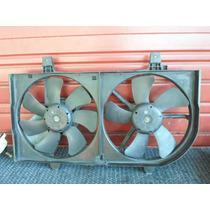 Nissan Sentra 00-06 1.8 Motoventiladores Avanicos Electricos