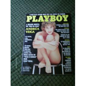 Playboy Setembro 1988 Andrea Veiga (*)