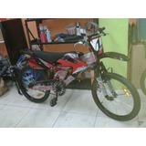 Bicicleta Rin 20 Tipo Moto Marca Greco
