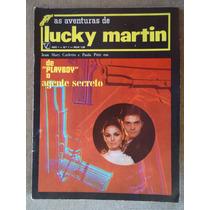 Lucky Martin - Fotonovela Policial - Revista Antiga - N º 1