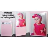 Álbum Personalize Sua Capa Para 80 Fotos 15x21