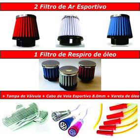 Kit Esportivo Performance Fusca E Brasilia Dupla Carburação