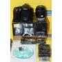 Kit Nikon D5300 + Nikon 18-55 - Em Recife