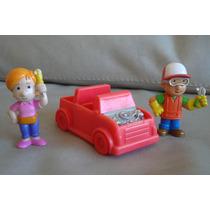 Manny A La Obra - Mecánico - Disney Mattel Original