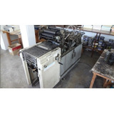 Remato!! Multilith 1250cd 10x15 Offset - Maquina Imprenta