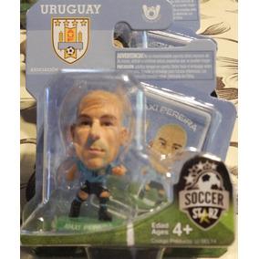 Cabezon Maxi Pereira Uruguay Soccer Stars En Blister
