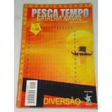 Revista Pesca Tempo Nº 2 Batalha Naval Jogos Cruzadas Antiga