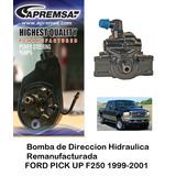 Bomba De Direccion Licuadora Ford F250 1999-2001