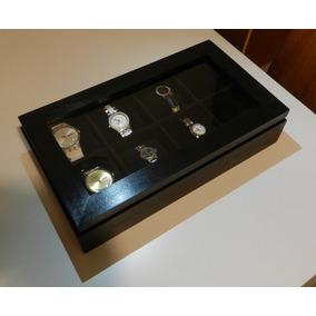 Estuche Caja Para Relojes - Regalo Original Navidad