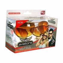 Gafas Hd Vision Aviators Tv